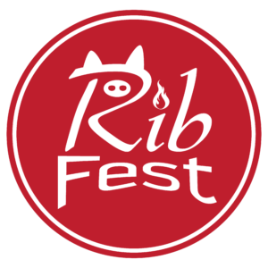 rib fest logo