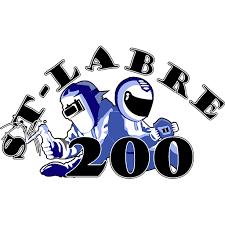 St Labre 200 logo