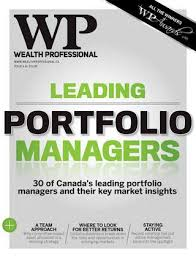 Rob Tétrault featured in Wealth Professional Magazine