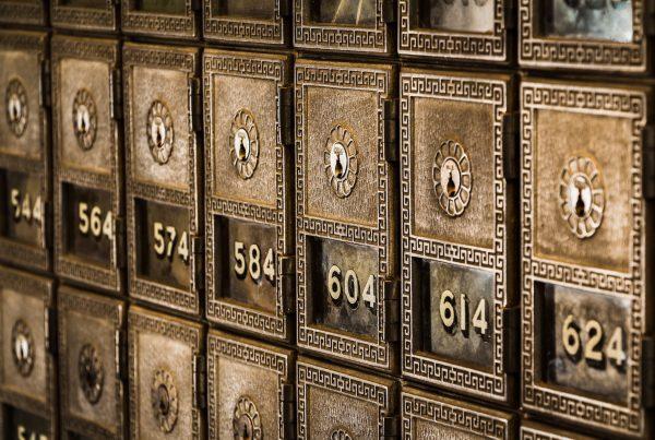 Metal Deposit Boxes Retirement