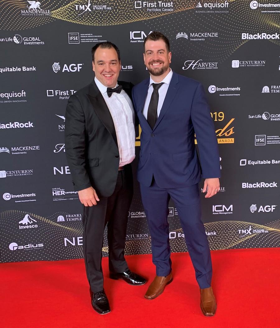 Rob Tetrault Wins Digital Innovator Of The Year Award - 2019