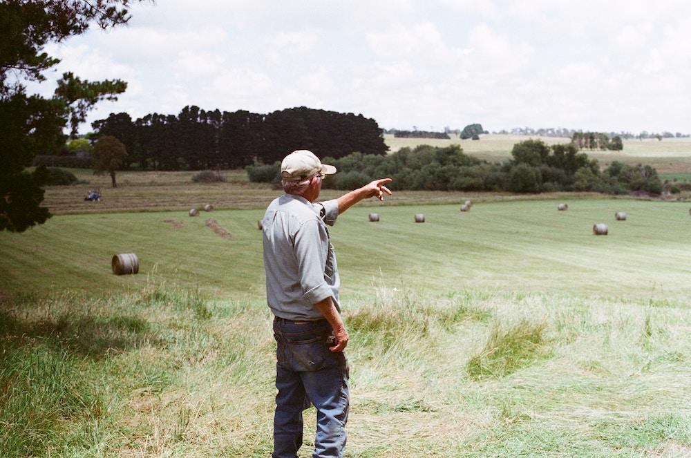 Capital Gains Tax Farm Land
