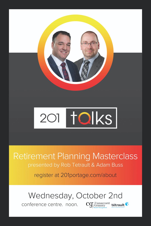 Retirement Planning Masterclass