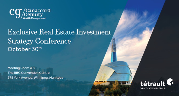 Winnipeg's Exclusive Real Estate Investment Conference