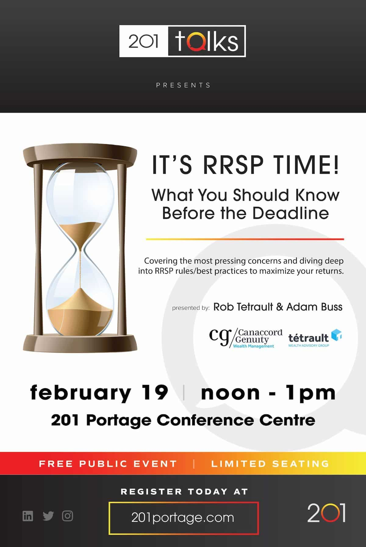 It's RRSP Time! What You Should Know Before The Deadline
