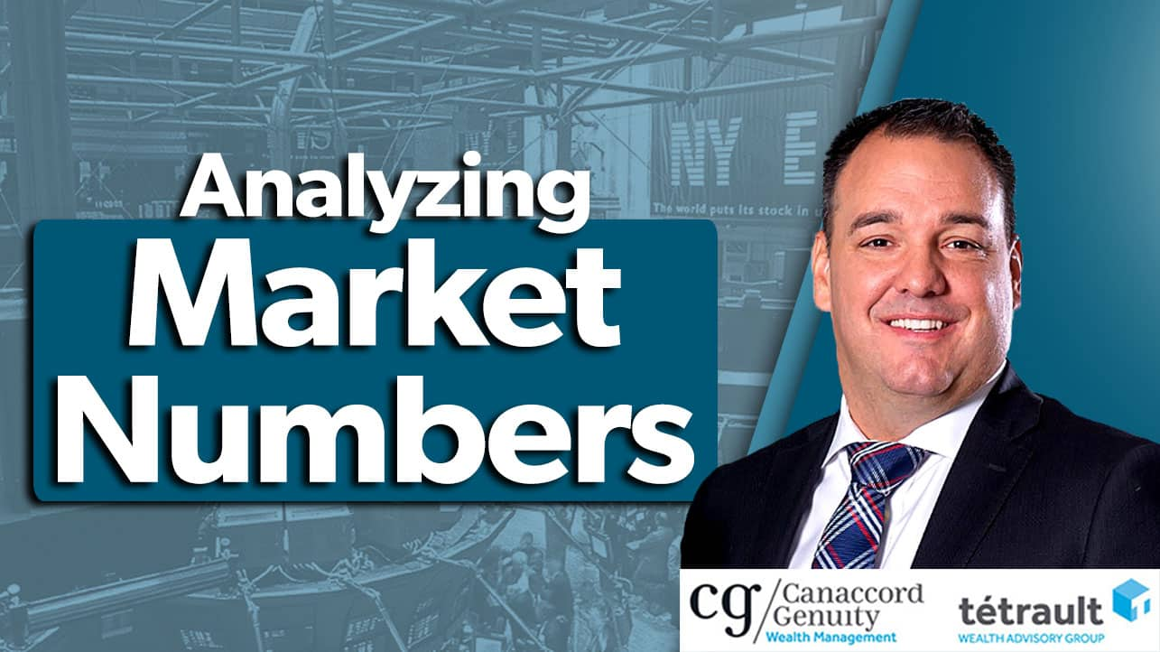 Analyzing Market Numbers
