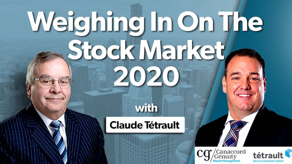 Live Interview with Claude Tetrault on The Tetrault Show