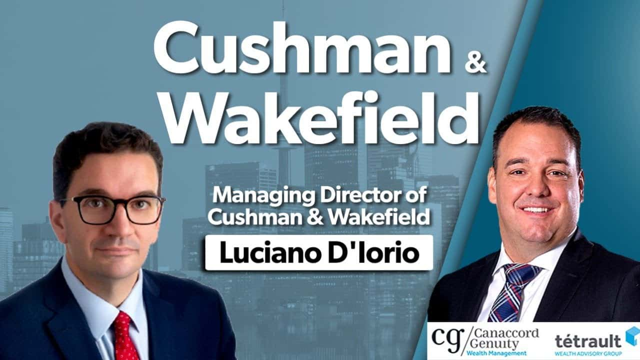 Luciano D'Iorio - Managing Director at Cushman & Wakefield (Québec's operations)