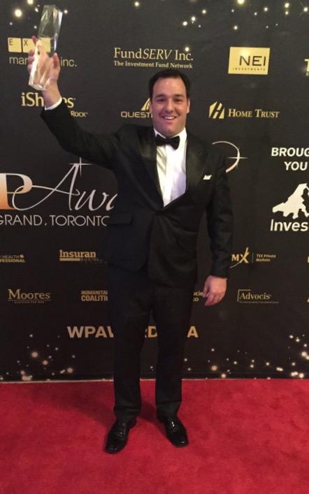 Rob Tetrault - Portfolio / Discretionary Manager of the Year - 2015