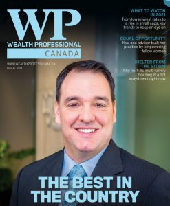 Rob Tetrault Awarded 2nd Place on Wealth Professional's List of Top 50 Wealth Advisors - 2021
