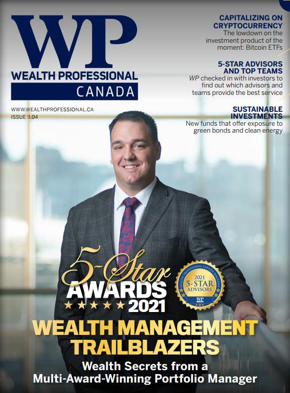 5 Star Financial Advisor Rob Tetrault