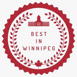 Best Rated in Winnepeg Financial Service Seal