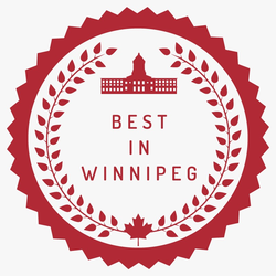Best Rated in Winnepeg for Financial Service seal